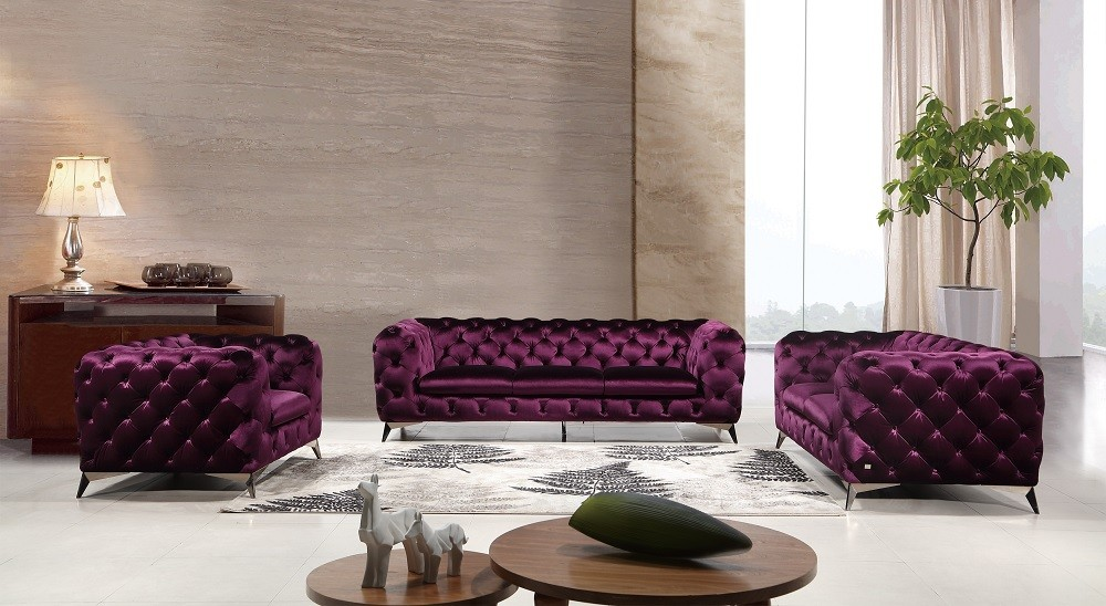 j m furniture modern furniture wholesale u003e u2022 fabric sofas u003e italian rh jnmfurniture biz purple leather sofa set purple leather sofa set