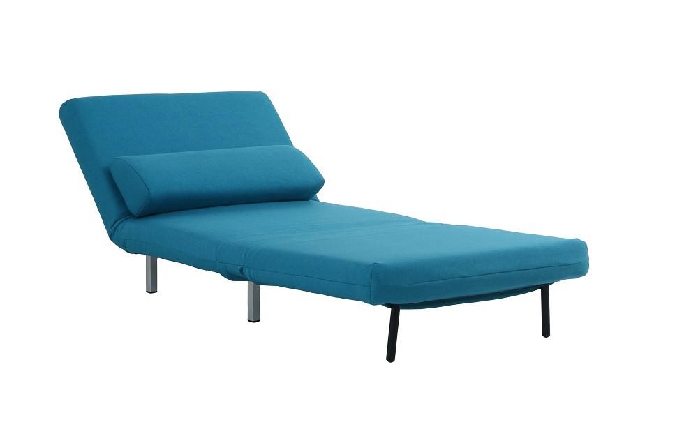 LK06-1 Sofa Bed In Teal