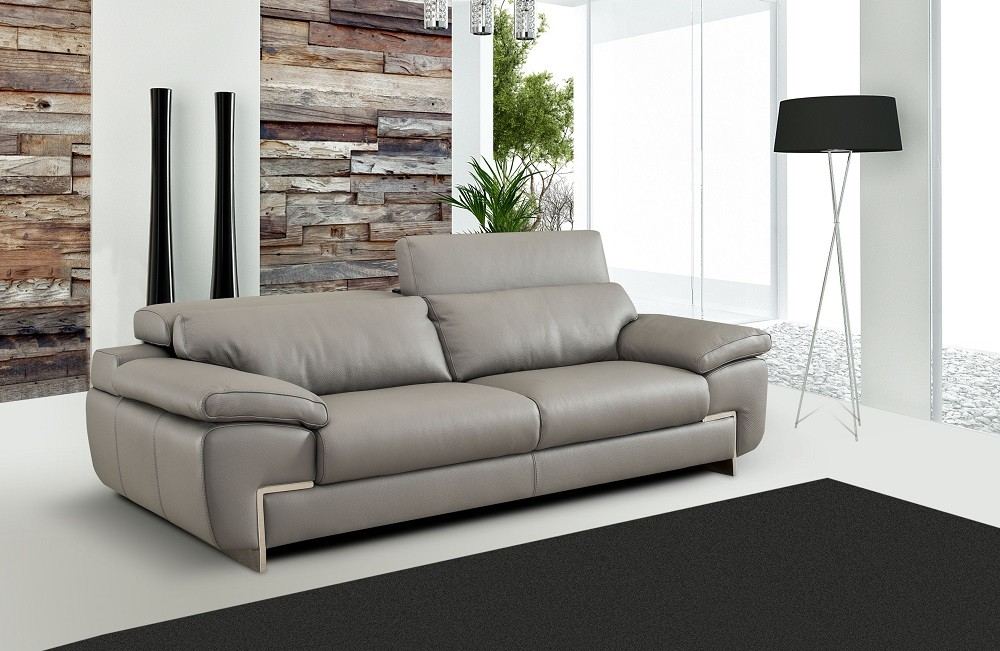 Oregon-2 Special Order Italian Leather Sofa Set