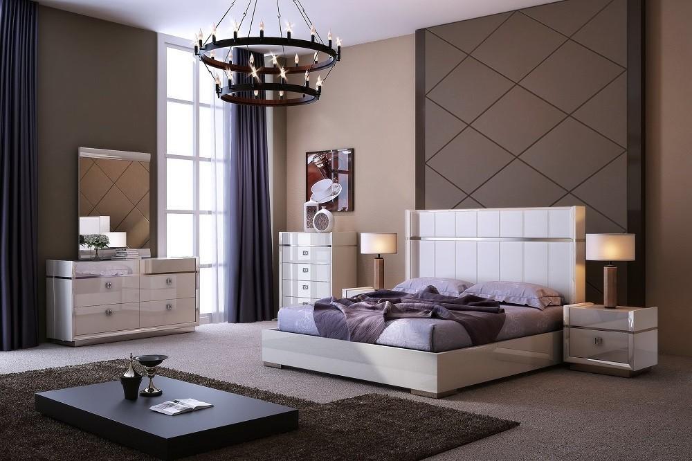 The Paris Modern Bedroom Set
