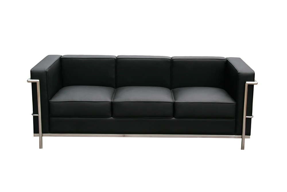 Cour Italian Leather Sofa