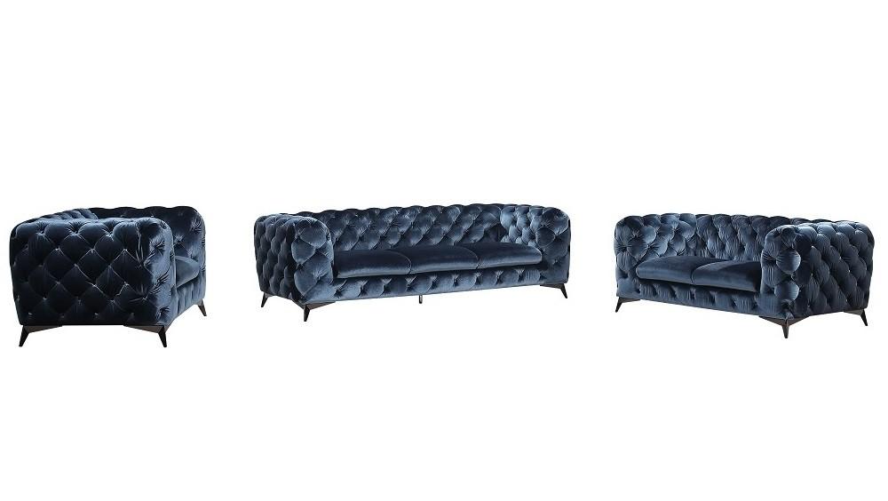 J&M Furniture Modern Furniture Wholesale > • Fabric Sofas > Italian ...