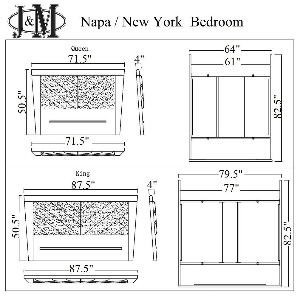 Modern Furniture Wholesale > Premium Bedroom