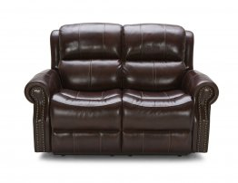 057-01 Motion Leather Sofa