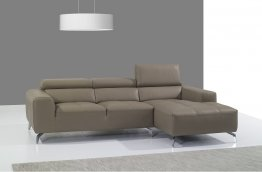 A978B Premium Leather Sectional