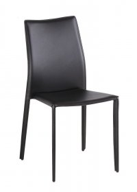 C031B J&M Black Dining Chairs