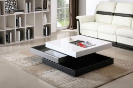 Modern Rotary Coffee Table CW01