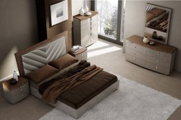 The Napa Modern Bedroom set