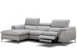 Serena Premium Leather Sectional