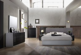 Tribeca Modern bedroom