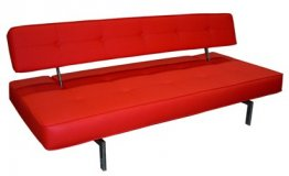 K18-A Red Sofa Bed