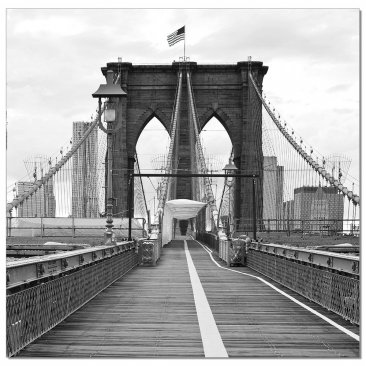 Brooklyn Bridge Flag - SH-71598B