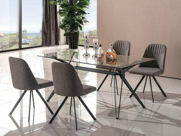 Fresno Modern Dining Collection