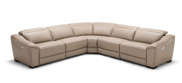 Nova Tan 5pc Motion Sectional
