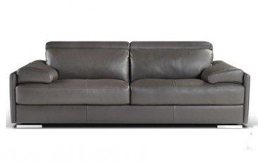 Oregon Special Order Italian Leather Sofa Set