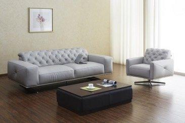 Othello Premium Leather Sofa Set Othello Premium Leather Sofa Set ...